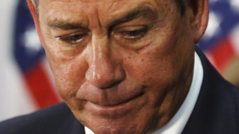 Tea Partiers challenge Boehner for Speaker