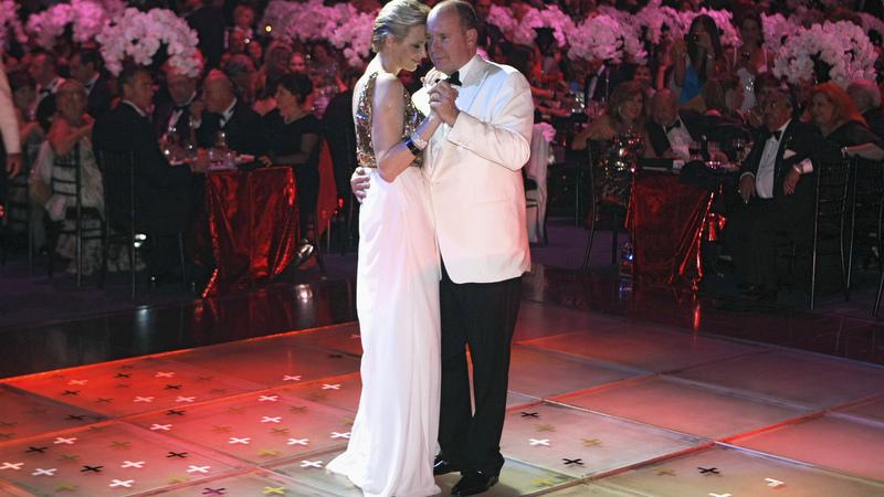 Monaco prepares to greet royal twins
