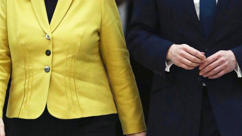 Merkel and Cameron talks on EU reform