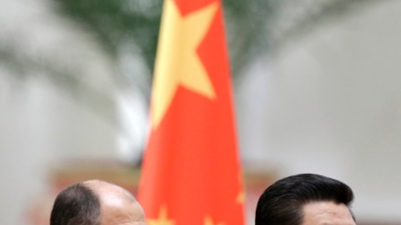 China woos Latin America