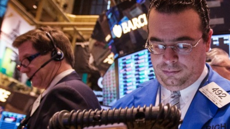 Dow soars 323 points