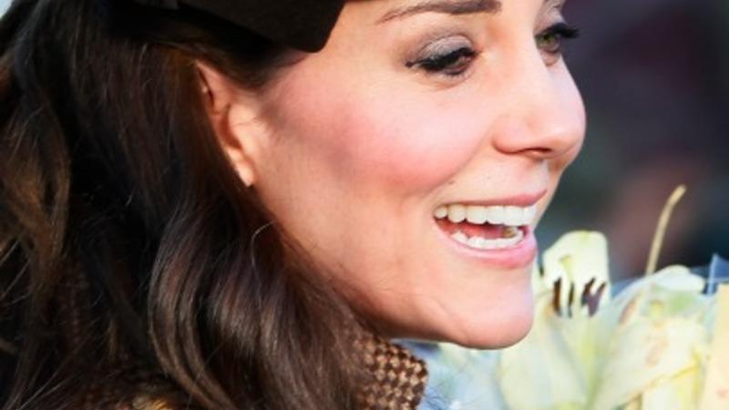 Duchess of Cambridge turns 33