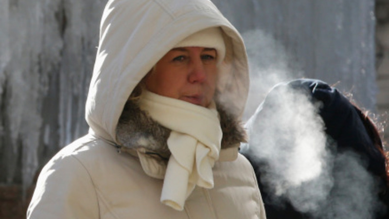 Record cold grips U.S.