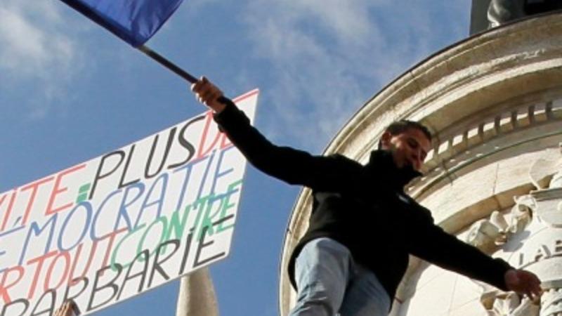 Hard questions at Paris crisis talks