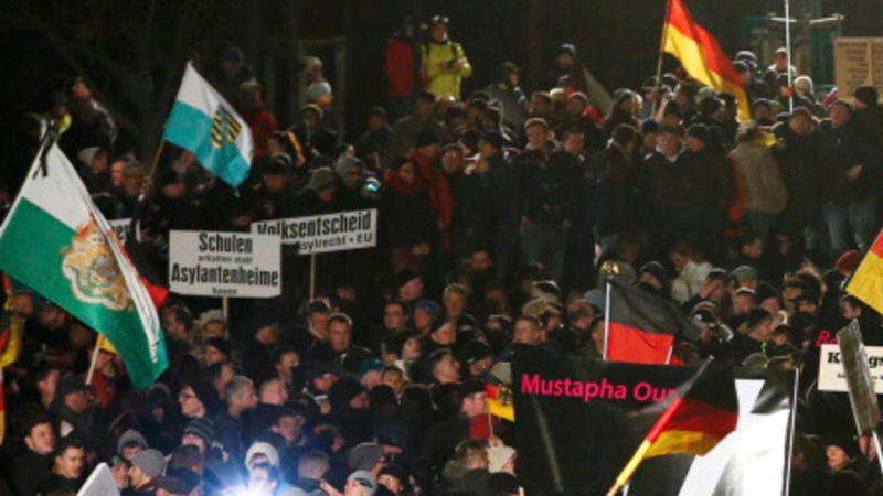 Anti-Islam protests sweep Germany