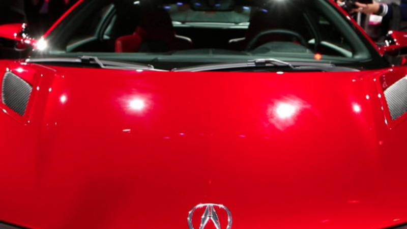 A glimpse of the future at Detroit auto show