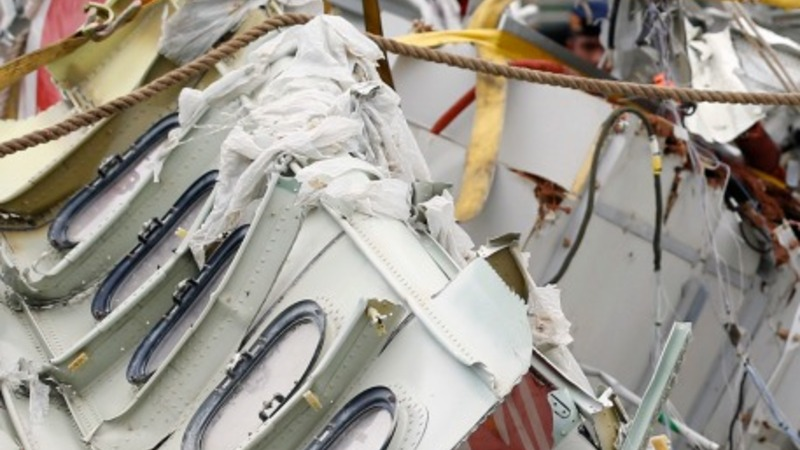 Second black box found in AirAsia crash