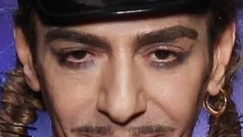 Galliano comes in from the cold