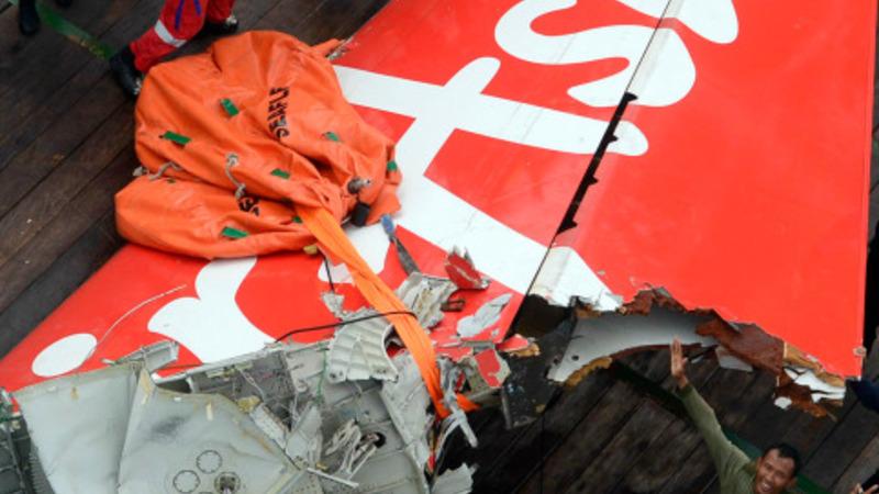 A critical discovery in AirAsia crash