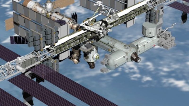 U.S. section of space station evacuated