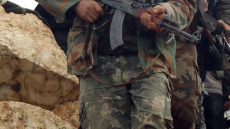 U.S. sends 400 troops to train Syrian rebels