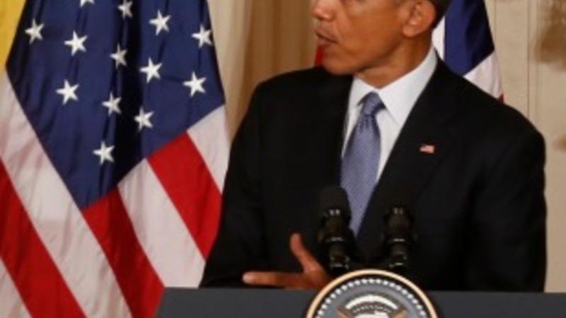 Obama, Cameron on security 'unity'
