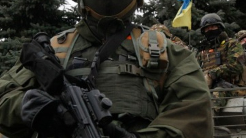 Ukraine pushes back Donetsk rebels