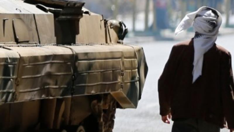 Fighting shakes Yemen capital
