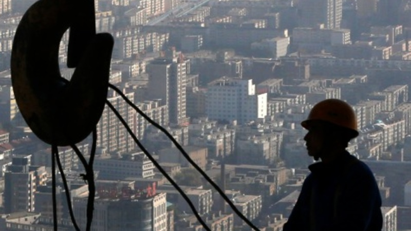 China posts its slowest growth in 24 years
