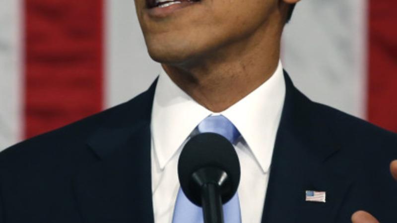 Polls lift Obama ahead of SOTU