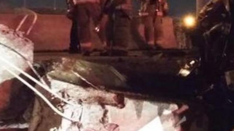 Cincinnati bridge collapse kills one