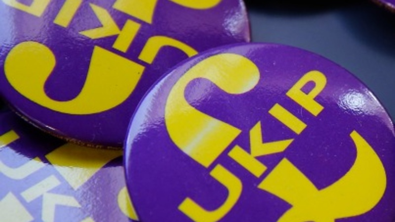 UKIP abruptly replaces policy chief