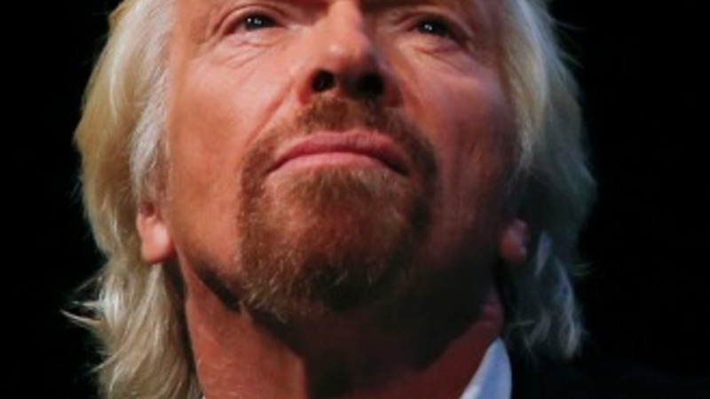 Richard Branson's bid to beam internet from space