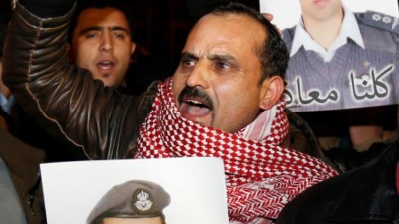 Jordan offers to swap prisoner for pilot