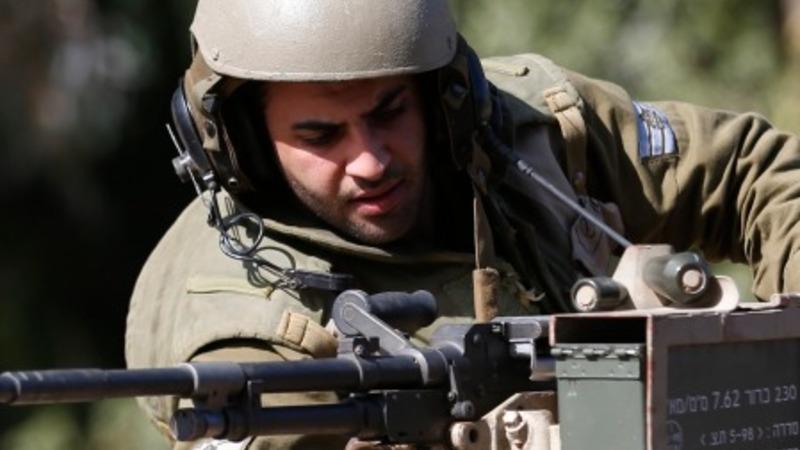 Israeli military shot at Lebanon border