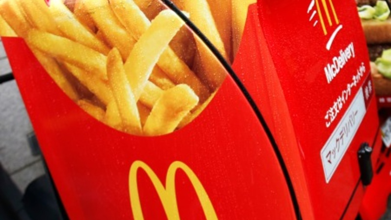 Briton named new McDonald's CEO