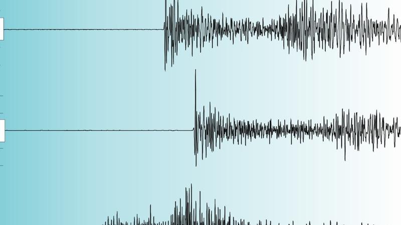 Quake shakes Britain