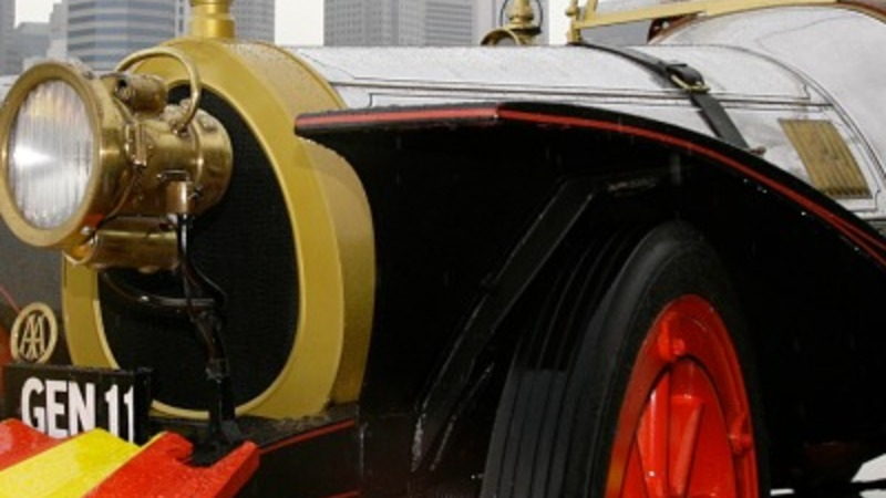 Chitty Chitty Bang Bang turns 50