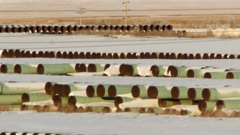 Senate approves the Keystone pipeline
