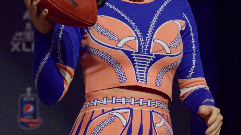 VERBATIM: Katy Perry tackles halftime show