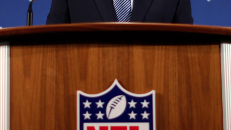 The NFL looks beyond its crisis-filled year