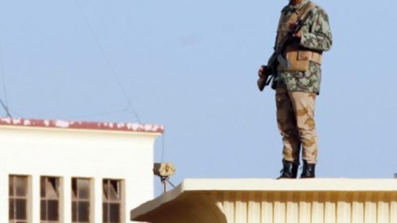 Egypt buries Sinai dead