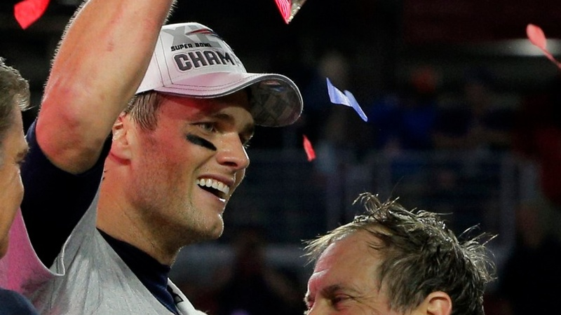 Patriots win Super Bowl, defeating Seahawks