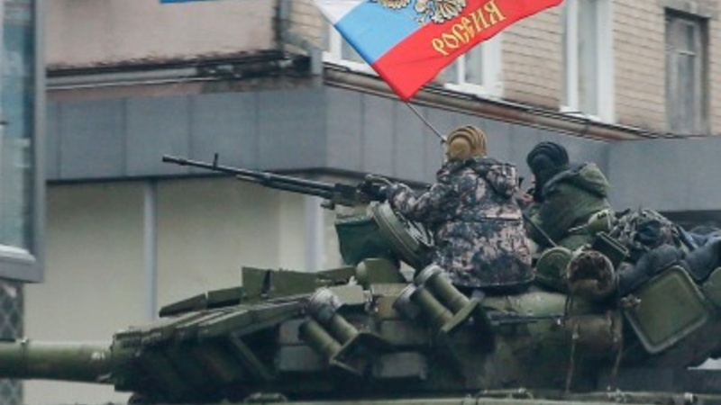 Donetsk under fire after peace talks fail
