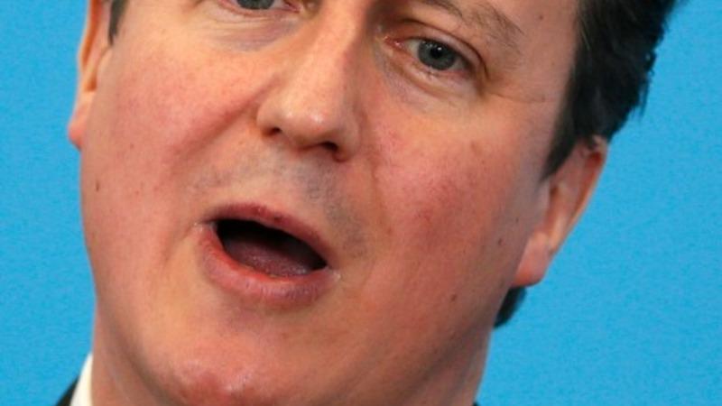 Cameron talks tough on education