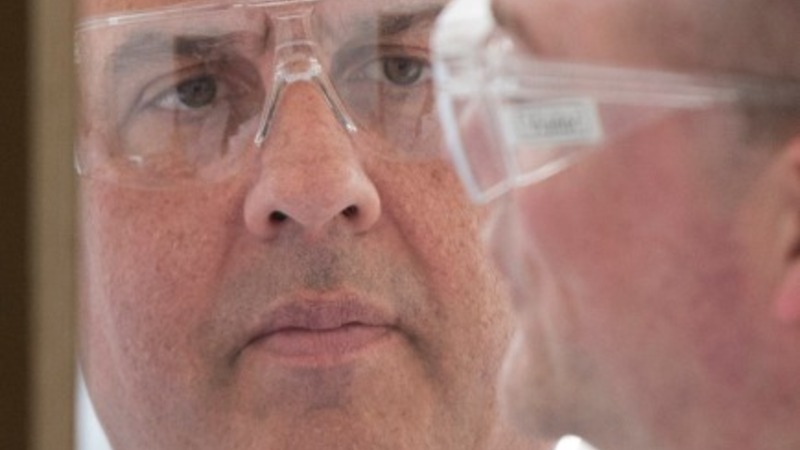 Christie forced to eat his words on vaccines