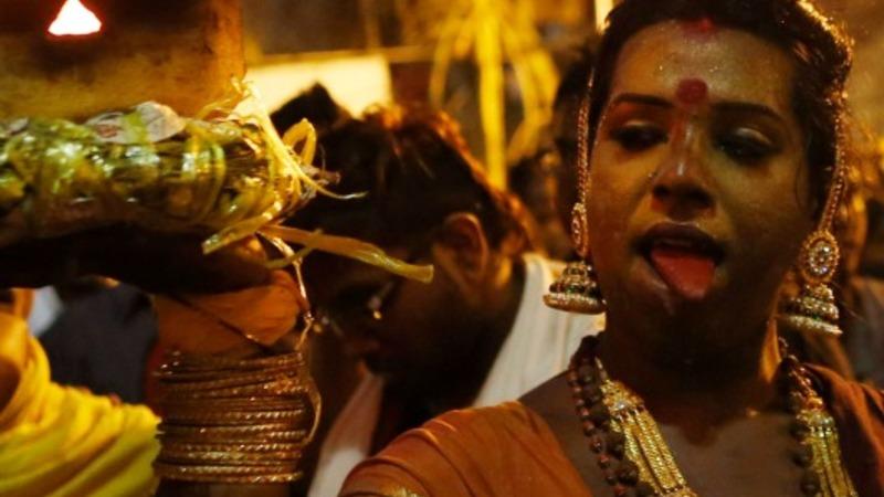 VERBATIM: Hindus celebrate Thaipusam