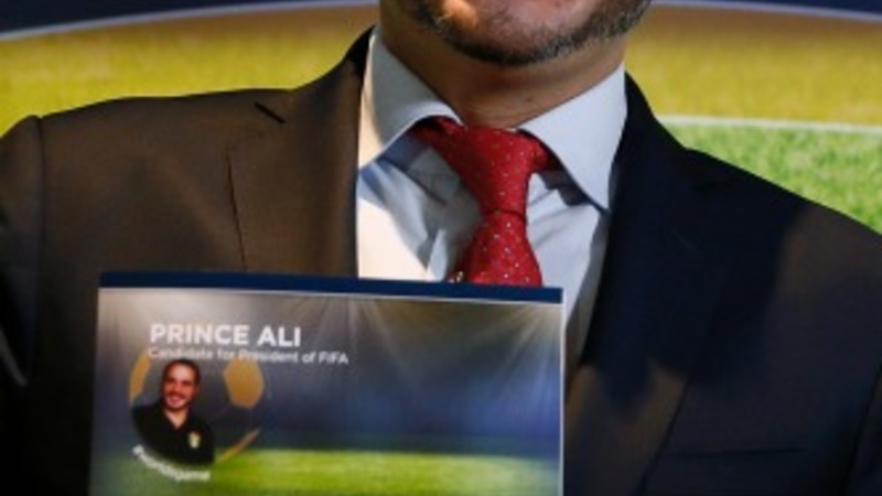 Prince Ali calls for fair FIFA fight