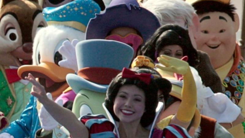 Delay for Disney's Shanghai fairytale