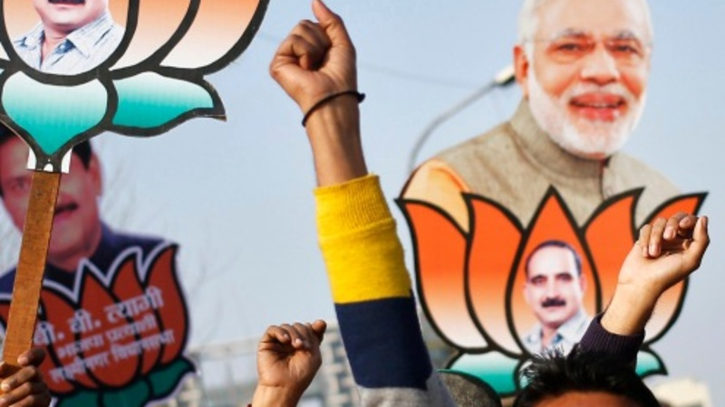 Delhi elections look bad for Modi