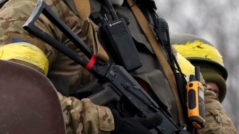 Verbatim: UK 'not ruling out' arming Kiev