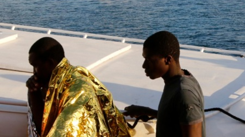More than 300 migrants dead this week - UN