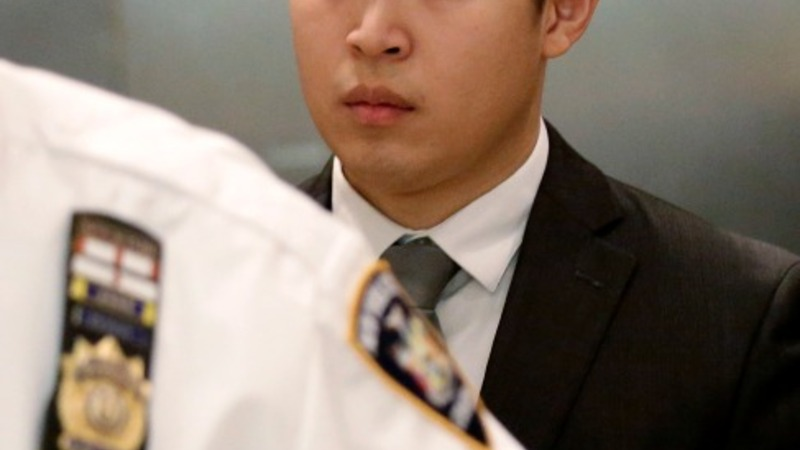 NYPD cop pleads not guilty to manslaughter