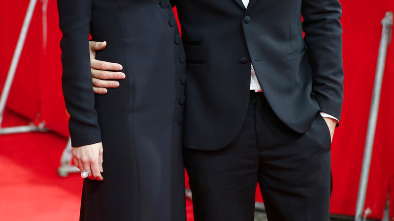 'Fifty Shades of Grey' premieres in Berlin