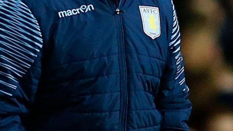 Aston Villa sack manager Lambert