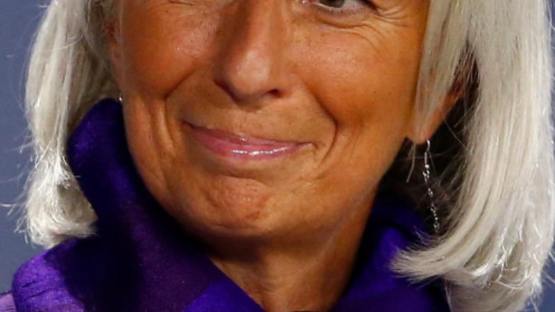 VERBATIM: IMF's Lagarde agrees Ukraine aid