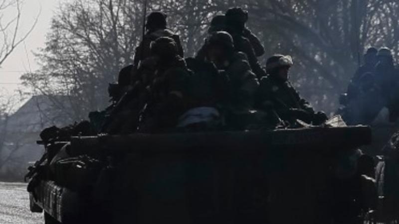 Fighting rages despite Ukraine peace deal