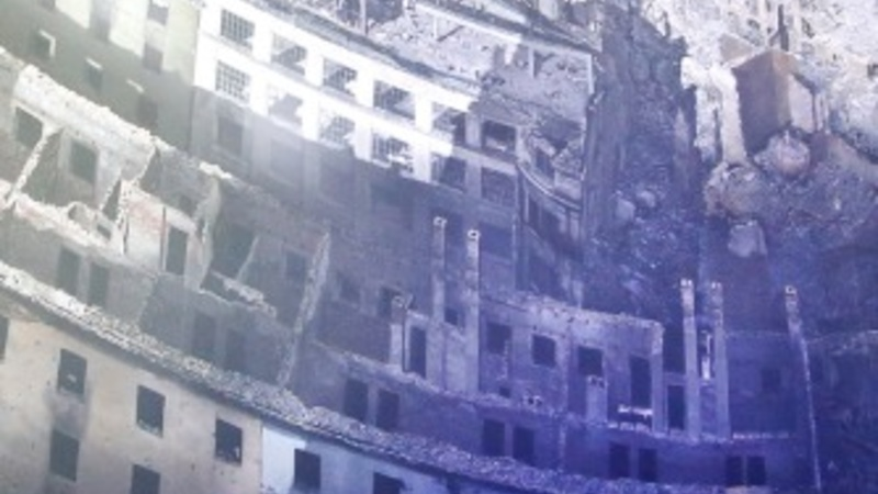 Dresden bombing remembered 70 years on
