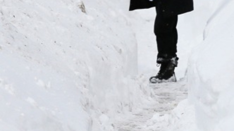 Blast of winter weather heads East
