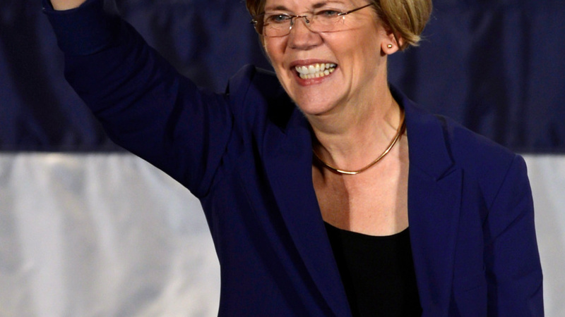 Warren campaign just lacks a candidate